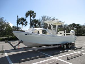 Used Andros 26 Tarpon Center Console Fishing Boat For Sale
