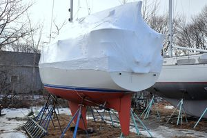 Used Sabre 28 Mkiii Cruiser Sailboat For Sale