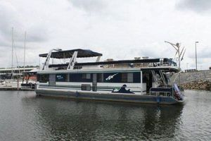 Used Lakeview 70 X 16 River Yacht House Boat For Sale