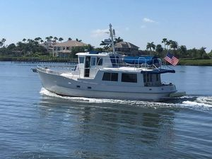 Used Cherubini Independence 45A Trawler Boat For Sale