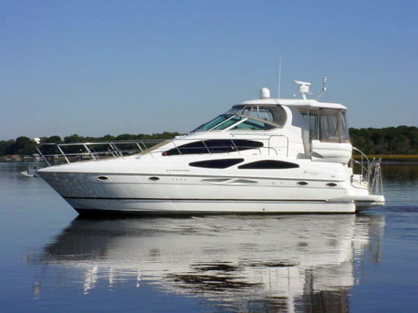 Used Cruisers Yachts 405 Express MY Express Cruiser Boat For Sale
