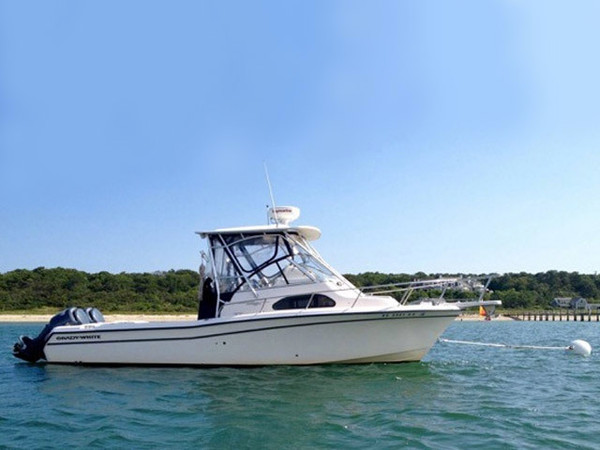 Used Grady White 282 Sailfish Walkaround Fishing Boat For Sale