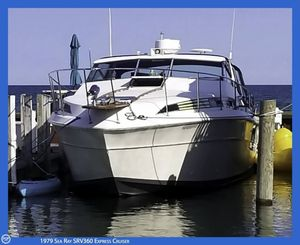 Used Sea Ray SRV360 Express Cruiser Express Cruiser Boat For Sale