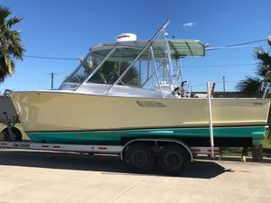 Used Tides Custom Sports Fishing Boat For Sale