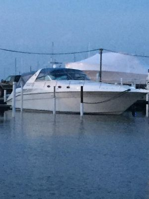 Used Sea Ray 450 Sundancer Express Cruiser Boat For Sale