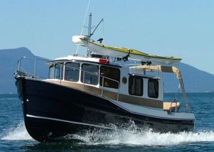Used Ranger Tugs R25 Trawler Boat For Sale