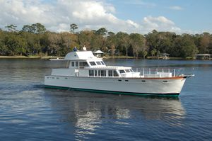 Used Huckins 65 Caribbean Motor Yacht For Sale