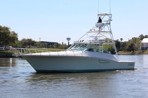 Used Cabo 45 Express Cruiser Boat For Sale