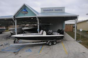 New Shearwater 270 Bay Open Bow Center Console Fishing Boat For Sale