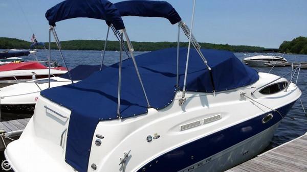 Used Bayliner 245 Cruiser SB Express Cruiser Boat For Sale