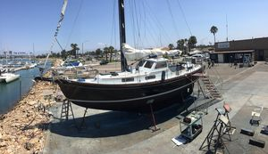 Used Chris-Craft Sail Yacht 35 Cruiser Sailboat For Sale