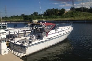 Used Luhrs Alura 35 Express Cruiser Boat For Sale