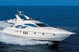 Used Azimut 62E Motor Yacht For Sale