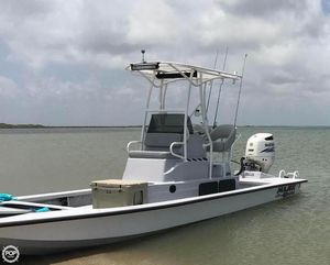 Used Majek Illusion Center Console Fishing Boat For Sale