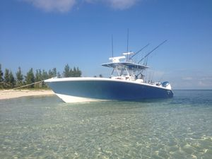 Used Bahama Open Center Console Fishing Boat For Sale