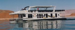 Used Sharpe 72 X 18 1/4th Multi-ownership Houseboat House Boat For Sale
