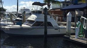 Used Phoenix 29 SFX Convertible Sports Fishing Boat For Sale