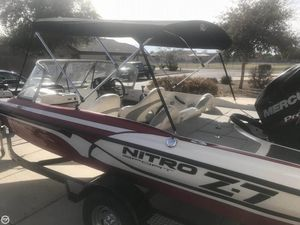 Used Bass Tracker Pro Nitro Z7 Sport Bass Boat For Sale