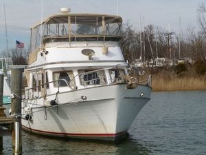 Used Marine Trader Double Cabin Motor Yacht For Sale