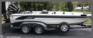 Used Ranger Boats 620T Bass Boat For Sale