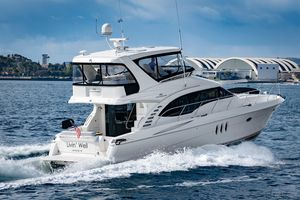 Used Ovation 5252 Motor Yacht For Sale