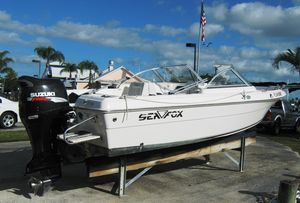 Used Sea Fox 205 Dual Console205 Dual Console Runabout Boat For Sale