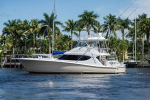 Used Hatteras 60 Convertible60 Convertible Saltwater Fishing Boat For Sale