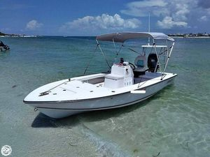 Used Angler Tarpon King 17 Flats Fishing Boat For Sale