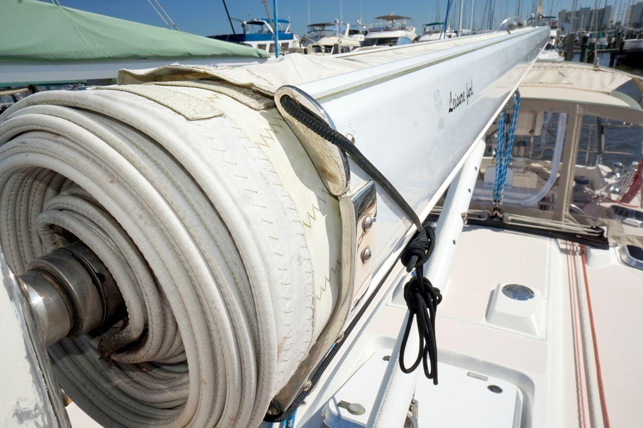 2001 Used Sabre 402 Sloop Sailboat For Sale - $139,900 ... Sabre Sailboat Wiring Diagram on