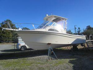 Used Grady-White 282 Sailfish WA Saltwater Fishing Boat For Sale