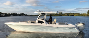 New Stamas Yacht Aventura Center Console Fishing Boat For Sale