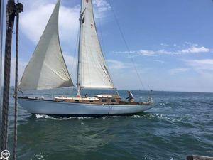 Used Sparkman & Stephens 1738 Sloop Sailboat For Sale
