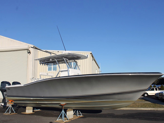 2014 new jersey cape sports fishing boat for sale for Fishing boats for sale nj