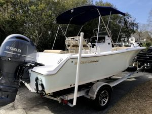 Used Sportsman 212 Open Center Console Fishing Boat For Sale