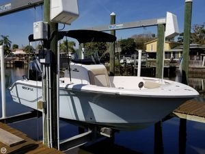 Used Sea Fox 186 Commander Center Console Fishing Boat For Sale