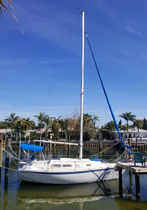 Used Ericson 28 Sloop Sailboat For Sale