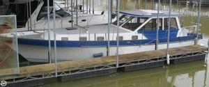Used Lancer Yachts 44 Motorsailer Sailboat For Sale