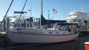 Used Island Packet IP 35 Cutter Sailboat For Sale