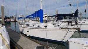Used Islander 37 Sloop Sailboat For Sale