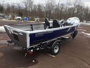 New Crestliner 1800 Kodiak Side Console1800 Kodiak Side Console Aluminum Fishing Boat For Sale