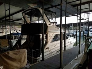 Used Sea Ray 340 Sedan Bridge Sports Fishing Boat For Sale