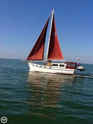 Used Island Trader MotorSailor 40 Motorsailer Sailboat For Sale