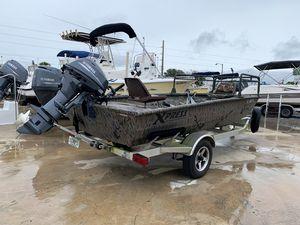 Used Xpress HD16DBXHD16DBX Skiff Boat For Sale