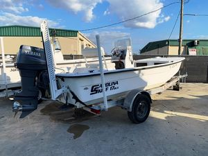 Used Carolina Skiff 17 DLX17 DLX Skiff Boat For Sale