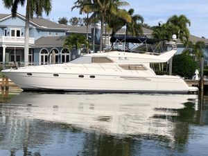 Used Viking Princess Sport Cruisers 60 Flybridge Pilothouse Boat For Sale