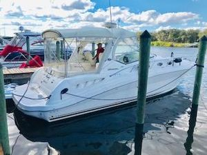 Used Sea Ray 340 Cruiser Boat For Sale