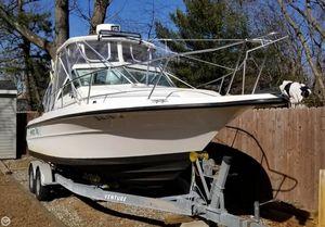 Used Sea Ray Laguna 23 Walkaround Fishing Boat For Sale