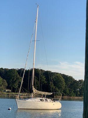 Used Beneteau 32S5 Cruiser Sailboat For Sale