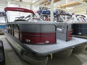 New Misty Harbor Boats BISCAYNE BAY 2285CUBoats BISCAYNE BAY 2285CU Pontoon Boat For Sale