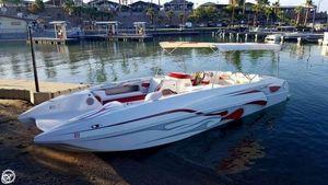 Used Domn8er 25 Deck Boat Deck Boat For Sale